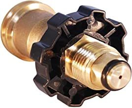 quick disconnect propane cylinder valve adapter to qcc1