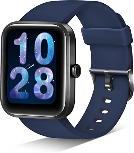 discount JIKKO Fitness popular Tracker Smart Watch, Heart Rate Monitor, Sleep and Sport Tracking Smart Watches for online Men and Women Smartwatch for iPhone and Android outlet online sale