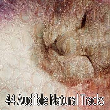 44 Audible Natural Tracks