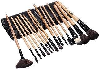 Makeup Brush Set, 15pcs Makeup Brushes Kit Eye Shadow Lip Blush Foundation Powder Cosmetic Tool Set