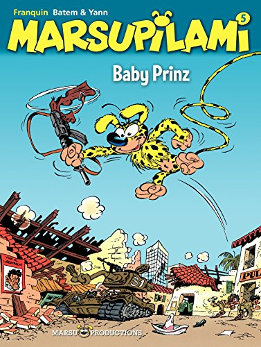 Marsupilami Tome 5 Baby Prinz French Edition Kindle Edition By Yann Batem Literature Fiction Kindle Ebooks Amazon Com
