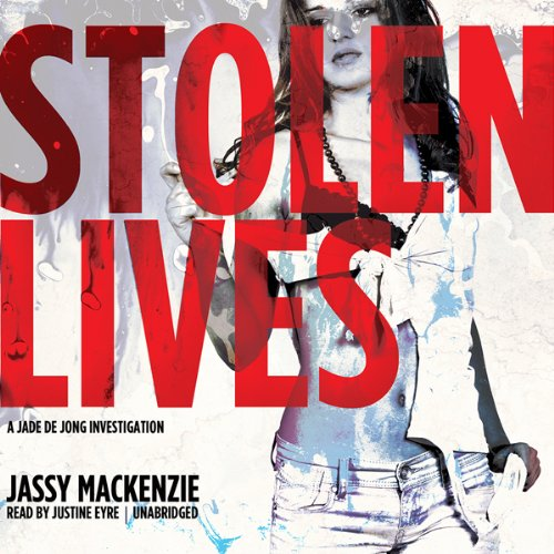 Stolen Lives audiobook cover art