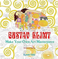 Gustav Klimt (Art Colouring Book): Make Your Own Art Masterpiece (Colouring Books)
