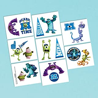 Best monsters inc temporary tattoos Reviews