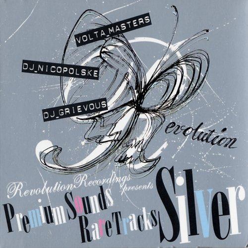 [画像:Revolution Recordings Presents Premium Sounds Rare Track Silver(レヴォリューションレコーディングス・プレゼンツ プレミアム・サウンズ・レア・トラックス・シルバー)]