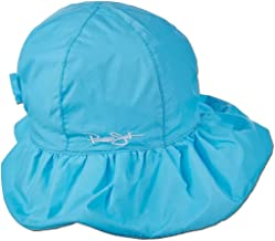 "Kids Sun Hat - Lightweight, Packable, UPF (SPF) 50+ Sun Protection, 2 1/2"" Wide Brim with Chin Strap"
