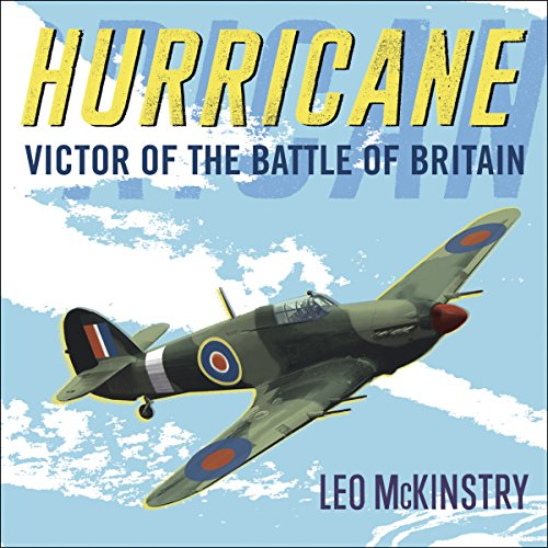 Hurricane audiobook cover art