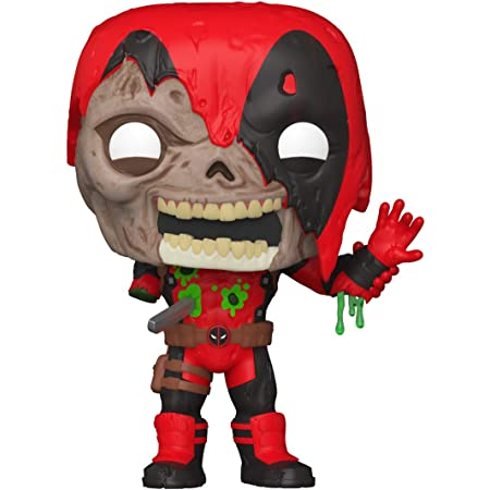Amazon Com Funko Pop Marvel Deadpool 30th Dinopool Toys Games