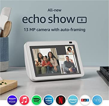 Amazon Echo Show 8 (2nd Gen)