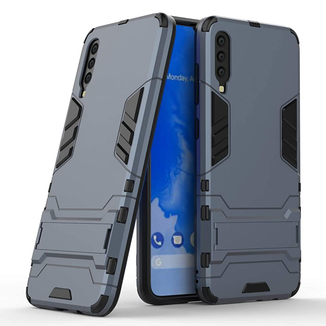 Samsung Galaxy A70 Case, CaseExpert Shockproof Rugged Impact Armor Slim Hybrid Kickstand Protective Cover Case for Samsung Galaxy A70 ycs77951768