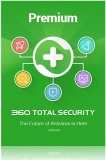360 Total Security Premium | 1 PC | 1 Year [Online Code]