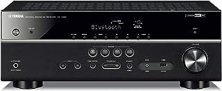 Yamaha RX-V485BL 5.1-Channel 4K Ultra HD AV Receiver with MusicCast - Black (Renewed)