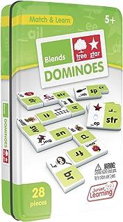 Junior Learning Blends Dominoes