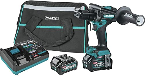 high quality Makita GPH01D 40V Max XGT Brushless Lithium-Ion wholesale 1/2 in. Cordless Hammer Drill Driver Kit online sale (2.5 Ah) online
