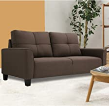 Altamount Two seater sofa (Brown)
