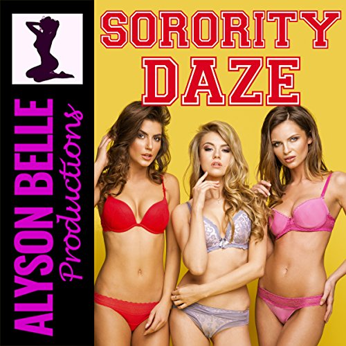 Sorority Daze audiobook cover art