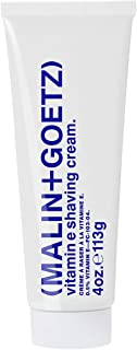 Malin + Goetz Vitamin E Shaving Cream, 4 Fl Oz