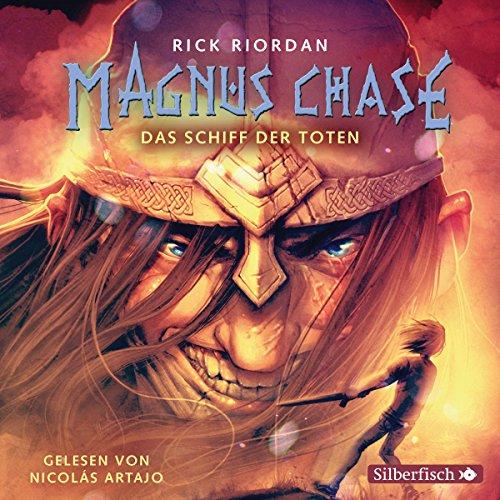 Das Schiff der Toten     Magnus Chase 3              Autor:                                                                                                                                 Rick Riordan                               Sprecher:                                                                                                                                 Nicolás Artajo                      Spieldauer: 7 Std. und 37 Min.     198 Bewertungen     Gesamt 4,7