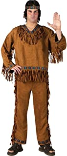 Men's Native American Adult Costume