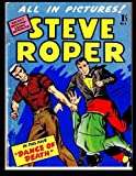 Steve Roper #3: Golden Age Adventure Comic