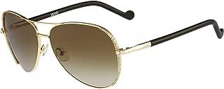 Liu Jo Aviator Women's Sunglasses - LJ102SR-717-59-13-135 mm
