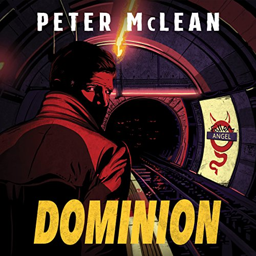 Dominion audiobook cover art