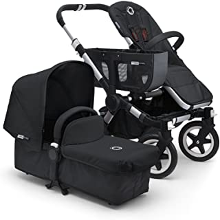 Bugaboo Donkey Tailored Fabric Set, Black (Discontinued by Manufacturer)
