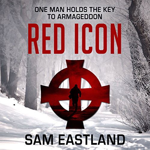 Red Icon audiobook cover art