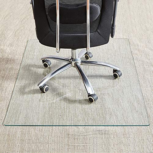 Tempered Glass Chair Mat, 36