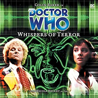 Doctor Who - Whispers of Terror cover art