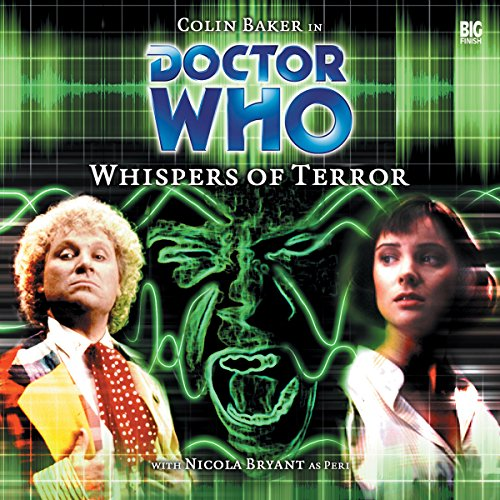 Doctor Who - Whispers of Terror audiobook cover art