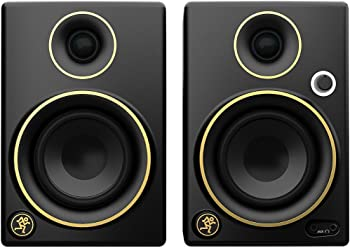 Mackie CR3 Limited Edition Gold Trim 3 in. Multimedia Monitors