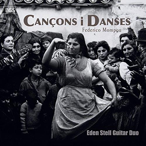 Cançó i Dansa No. 9 (arr. Mark Eden)