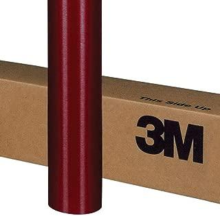 3M 1080 M203 MATTE RED METALLIC 5ft x 1ft (5 Sq/ft) Car Wrap Vinyl Film