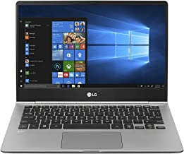 LG Electronics gram Thin & Light Laptop - 13.3 inches Full HD IPS Touchscreen Display, Intel Core i7 (8th Gen), 8GB RAM, 256GB SSD, Back-lit Keyboard - Dark Silver - 13Z980-A.AAS7U1 (Renewed)