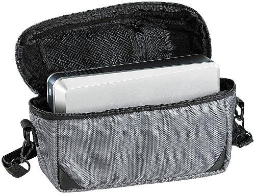 Xcase Festplatten Schutztasche: Transporttasche für Externe 3,5
