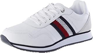 Tommy Hilfiger TOMMY LEATHER LOW RUNNER Women's Sneaker
