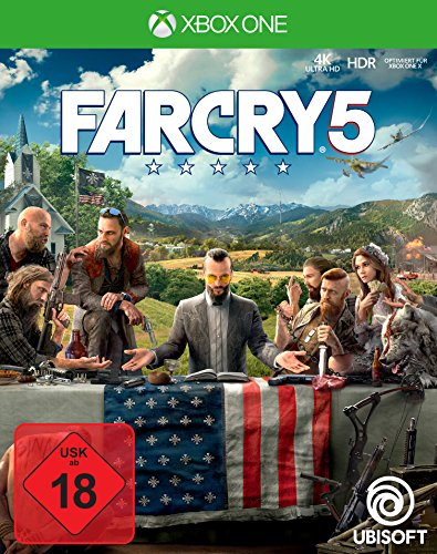 Far Cry 5 - Standard Edition - [Xbox One]
