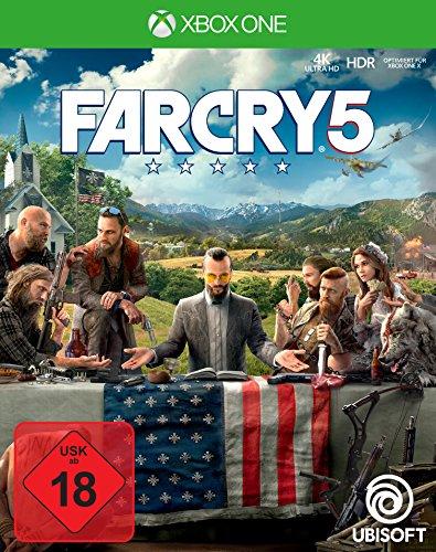 Far Cry 5 - Standard Edition - Xbox One [Importación alemana]