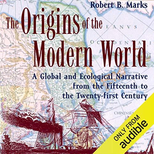 The Origins of the Modern World cover art
