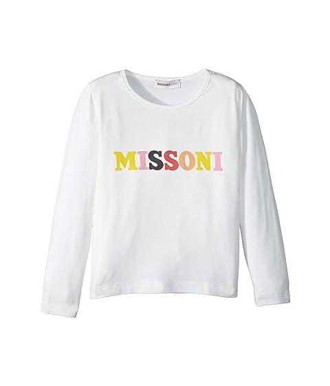 Missoni Kids Printed Logo T-Shirt (Toddler/Little Kids)