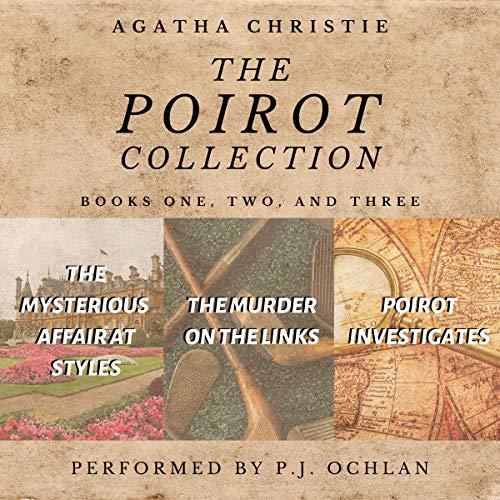 Couverture de The Poirot Collection: Books 1-3