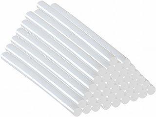 Steinel Lot de 40 bâtons de colle chaude pour pistolet électrique - Bâtonnets de colle chaude Ø 11mm universels - Sticks d...