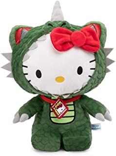 Kidrobot X Sanrio Hello Kitty Kaiju Dinosaur Cosplay Plush