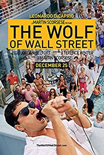 "PosterOffice The Wolf of Wall Street (StyleB) Movie Poster - Size 24"" X 36"" - This is a Certified Print with Holographic Sequential Numbering for Authenticity."