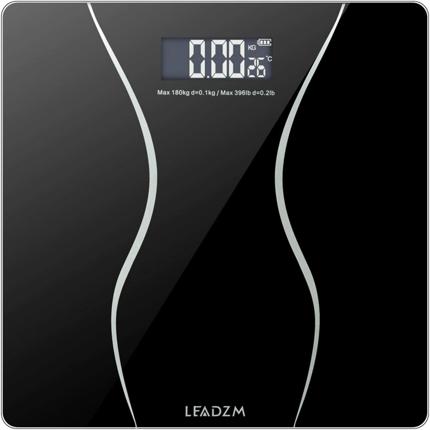 Uwariloy Manufacturer direct delivery Free shipping Personal Weight Scale Bathroom Scal Precision Digitial