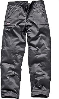 be6a8ae1322 Dickies Redhawk Action Pantalones de trabajo, Hombre, Gris (Grey), 50R (
