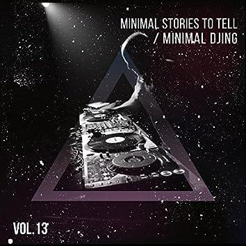 Minimal Djing - Vol.13