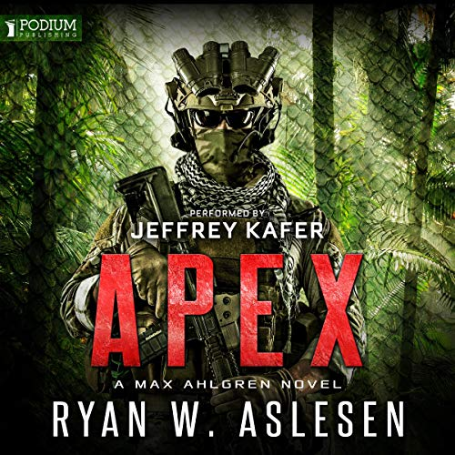APEX     Crucible, Book 3              By:                                                                                                                                 Ryan W. Aslesen                               Narrated by:                                                                                                                                 Jeffrey Kafer                      Length: 8 hrs and 3 mins     40 ratings     Overall 4.6