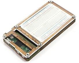 Zebra Zero Plus for Raspberry Pi Zero & Zero Wireless - Wood Plus by C4Labs